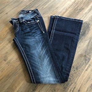 Miss Me Boot Cut Jeans (25)